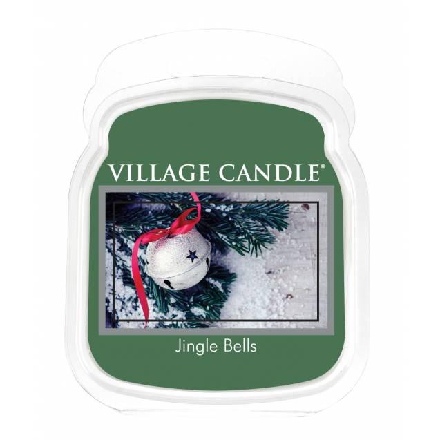 Аромавоск для аромаламп Village Candle Звон колокольчиков Премиум 62г Время плавления: до 8 часов.