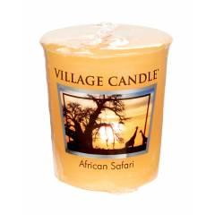 Свеча Village Candle Африканское сафари  (время горения до 16ч)