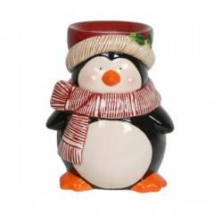 Аромалампа Village Candle Пингвин 16см