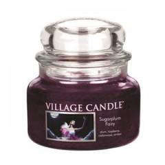 Свеча  Village Candle Сахарная слива 315г (время горения до 55ч)