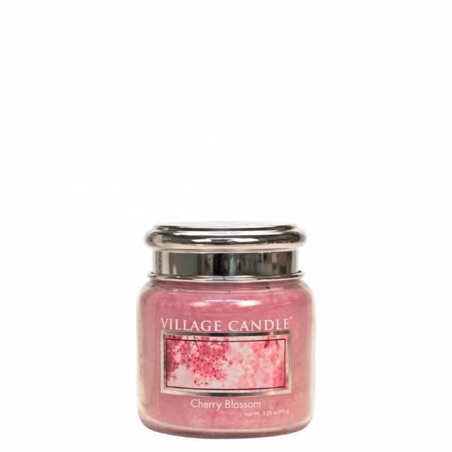 Свеча Village Candle Цветение сакуры (время горения до 25ч)