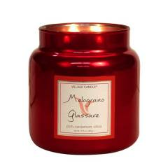 Свеча Village Candle Восхитительный Гранат  (время горения до 105ч)