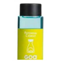Ароматическое масло GOA для аромалампы  Пачули с цедратом, 260мл