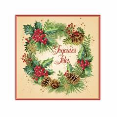 Ароматическое саше Le Blanc Рождественский венок 8г 16167S