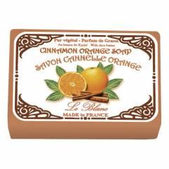 Натуральное мыло Le Blanc  Апельсин-Корица 100г