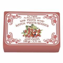 Натуральное мыло Le Blanc Красные ягоды 100г