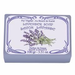 Натуральное мыло Le Blanc Лаванда 100г