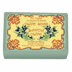Натуральное мыло Le Blanc Оливковое 100г