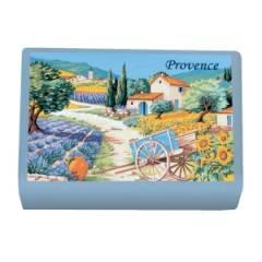Натуральное мыло Le Blanc Прованс 2 (Лаванда) 100г