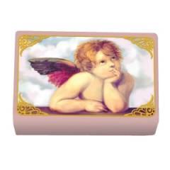 Натуральное мыло Le Blanc  Ангел Е (Роза) 100г