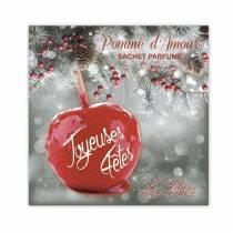 Ароматическое саше Le Blanc Счастливые праздники (Сладкое яблоко) 8г 16163S