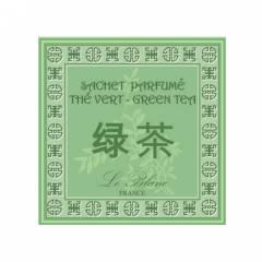 Ароматическое саше Le Blanc Зеленый чай 8г 1606S