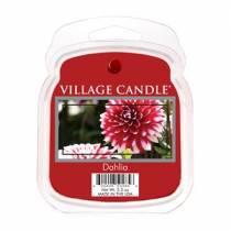 Аромавоск для аромаламп Village Candle Георгины Премиум 62г Время плавления: до 8 часов.
