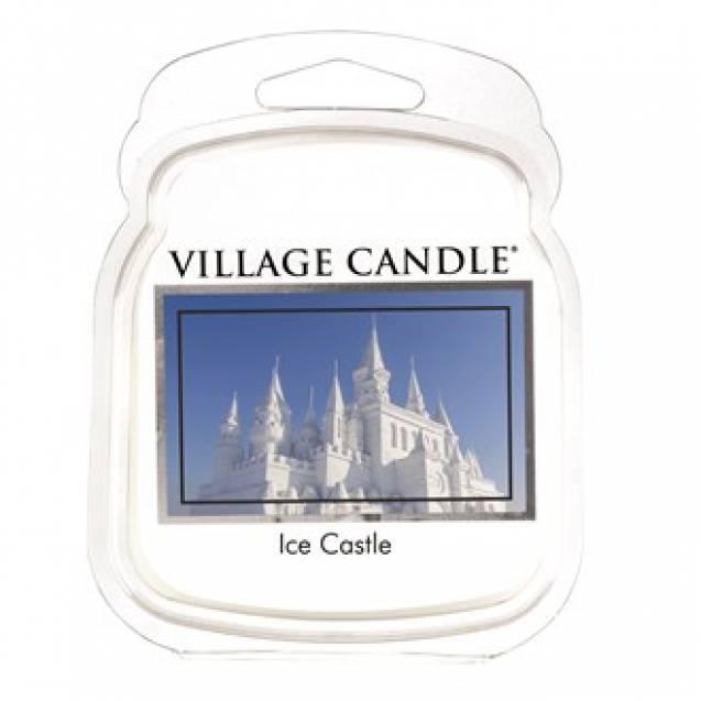 Аромавоск для аромаламп Village Candle Ледяной замок Премиум 62г Время плавления: до 8 часов.