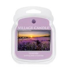 Аромавоск для аромаламп Village Candle Лаванда   62г Время плавления: до 8 часов.