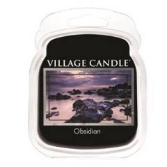 Аромавоск для аромаламп Village candle Вулканическое стекло  62г Время плавления: до 8 часов.