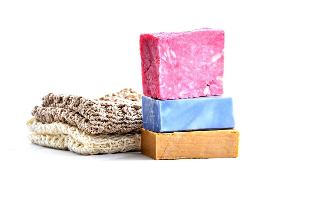 Польза и преимущества натурального мыла