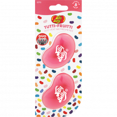 Аромаклипсы для авто Тутти-Фрутти Jelly Belly 2х14г