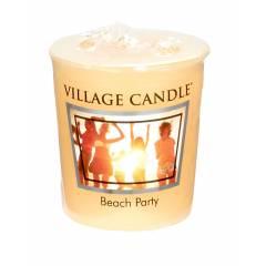 Свеча Village Candle Пляжная вечеринка  (время горения до 16ч)