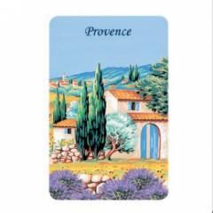 Мыло подарочное в жестяной упаковке Le Blanc Прованс (Лаванда), 150г