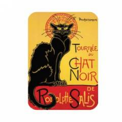 Мыло подарочное в жестяной упаковке Le Blanc Черная кошка (Ассорти), 150г