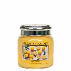 Свеча Village Candle Свежий лимон (время горения до 105ч)