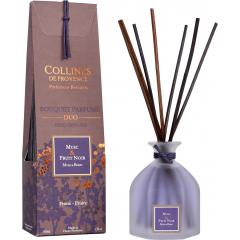 Аромадиффузор Collines de Provence Мускус и Ягоды Duos Parfumé  (Дуэт),100мл