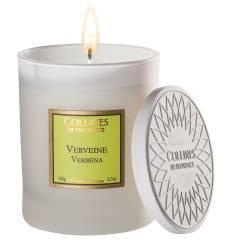 Свеча Collines de Provence Вербена Les Naturelles (время горения 40 часов)