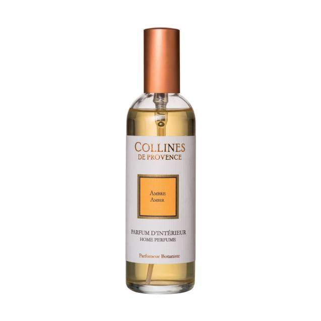 Спрей для комнаты Collines de Provence Амбра Les Naturelles (Природа) 100мл