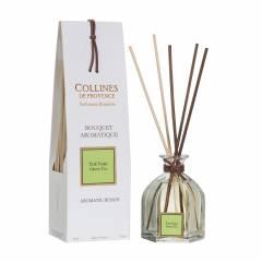 Аромадиффузор Collines de Provence Зеленый чай Les Naturelles (Природа),100мл