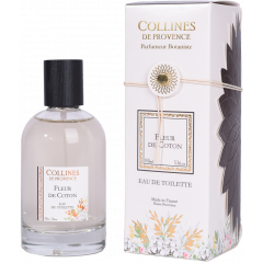 Туалетная вода Collines de Provence Цветок хлопка Les Naturelles (Природа), 100мл