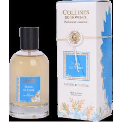Туалетная вода Collines de Provence Цветок Тиаре Les Naturelles (Природа), 100мл