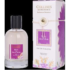 Туалетная вода Collines de Provence Мускус и Ягоды Duos Parfumé (Дуэт), 100мл