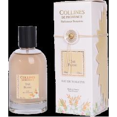 Туалетная вода Collines de Provence Белый чай Les Naturelles (Природа), 100мл