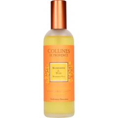 Спрей для комнаты Collines de Provence Мандарин и Юдзу Duos Parfumé  (Дуэт) 100мл
