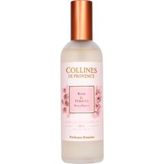 Спрей для комнаты Collines de Provence Роза и Гибискус Duos Parfumé  (Дуэт) 100мл