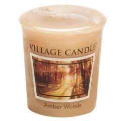 Свеча Village Candle Янтарные  деревья   (время горения до 16ч)