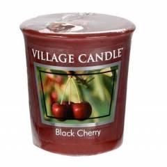 Свеча Village Candle Черная черешня  (время горения до 16ч)