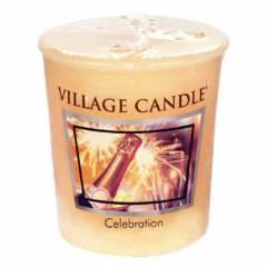 Свеча Village Candle Праздник  (время горения до 16ч)