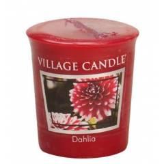 Свеча Village Candle Георгины  (время горения до 16ч)