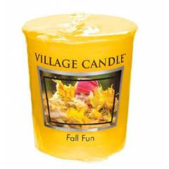 Свеча Village Candle Осенняя радость  (время горения до 16ч)