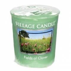 Свеча Village Candle Поле клевера  (время горения до 16ч)