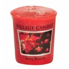 Свеча Village Candle Ягодный цвет  (время горения до 16ч)