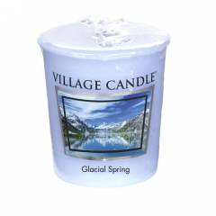 Свеча Village Candle Ледяная весна  (время горения до 16ч)