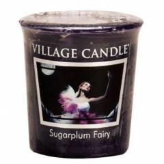 Свеча Village Candle Сахарная слива (время горения до 16ч)