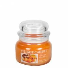 Свеча Village Candle Апельсин корица  262г