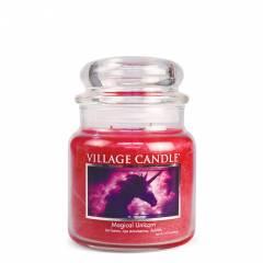 Свеча Village Candle Волшебный единорог 389г