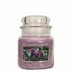 Свеча Village Candle Весенняя сирень 389г