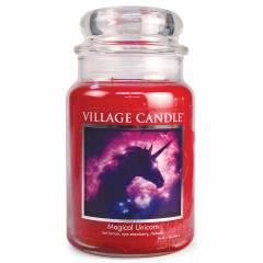 Свеча Village Candle Волшебный единорог 602г