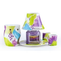 Абажур и Тарелка Village Candle Цветовой Всплеск